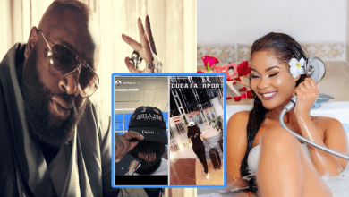 Hamisa Mobetto Speaks Out About Dumping Diamond to Start Dating Rick Ross