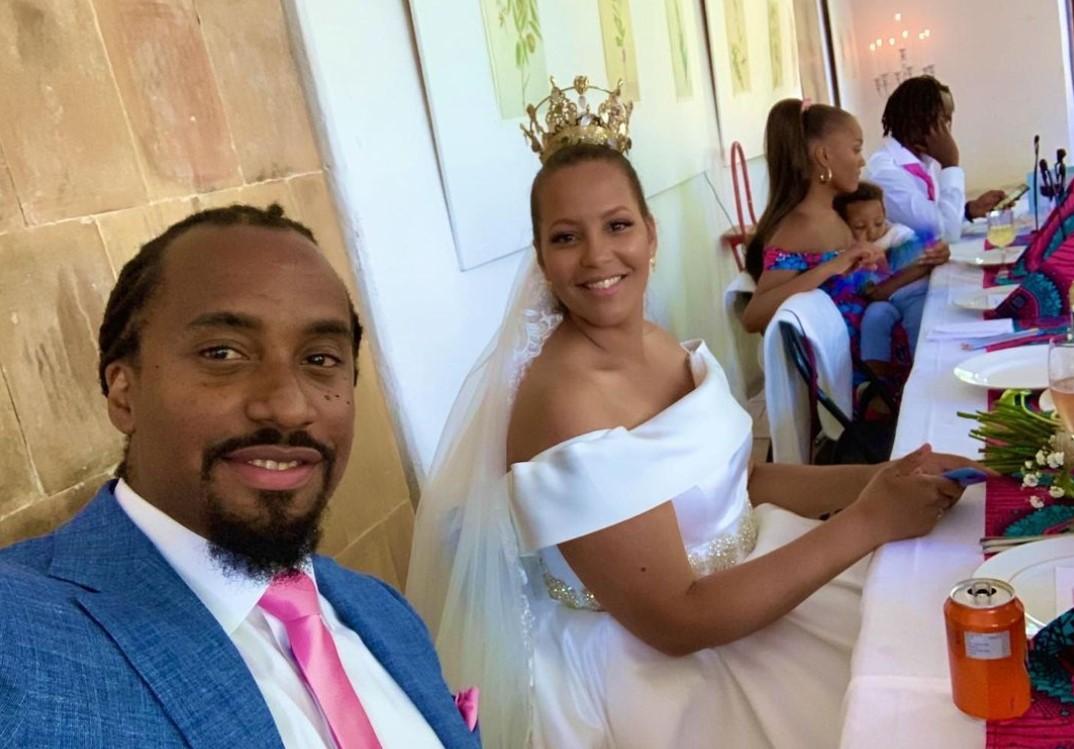Navio Kigozi Showers Wife Matilda with Romance While Celebrating 2nd Wedding Anniversary
