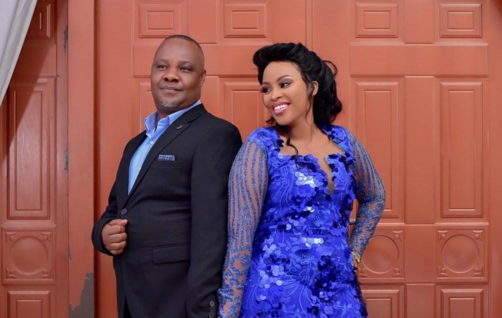 """I Will Dump You If You Don't Stop Attacking Diana Nabatanzi""- Wife Angel Warns Lwasa"