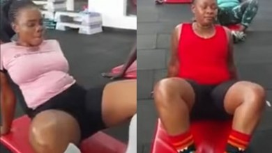 """(+VIDEO) Women Go To Yoga Class To Learn How To Flex Their Waist During """"Chopping"""""""