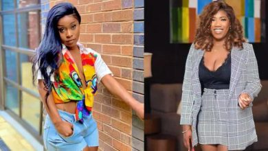 Efia Odo clashes with Victoria Lebene; this is why…