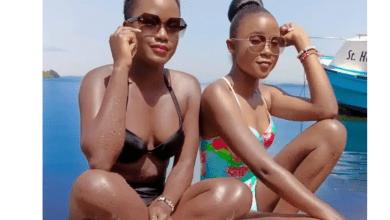 Soft life: ABABU NAMWAMBA's 20-year-old slay queen wife, JANET ANGATIA, shares photos having fun at his lavish resort in Budalangi (PHOTOs).