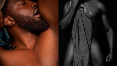 Stupid Uti Nwachukwu releases risqué photos to mark his birthday