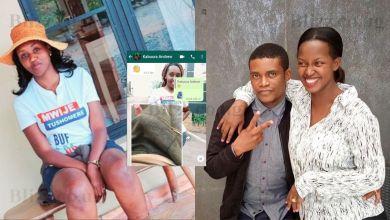 Andrew Kabuura Caught Cheating on Flavia Tumusiime with French Embassy Worker Mercy Twinomujuni