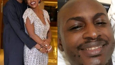 """""""Living under my roof and coming here to insult me"""" Annie Idibia hits back at Tuface's brother, Charles Idibia"""