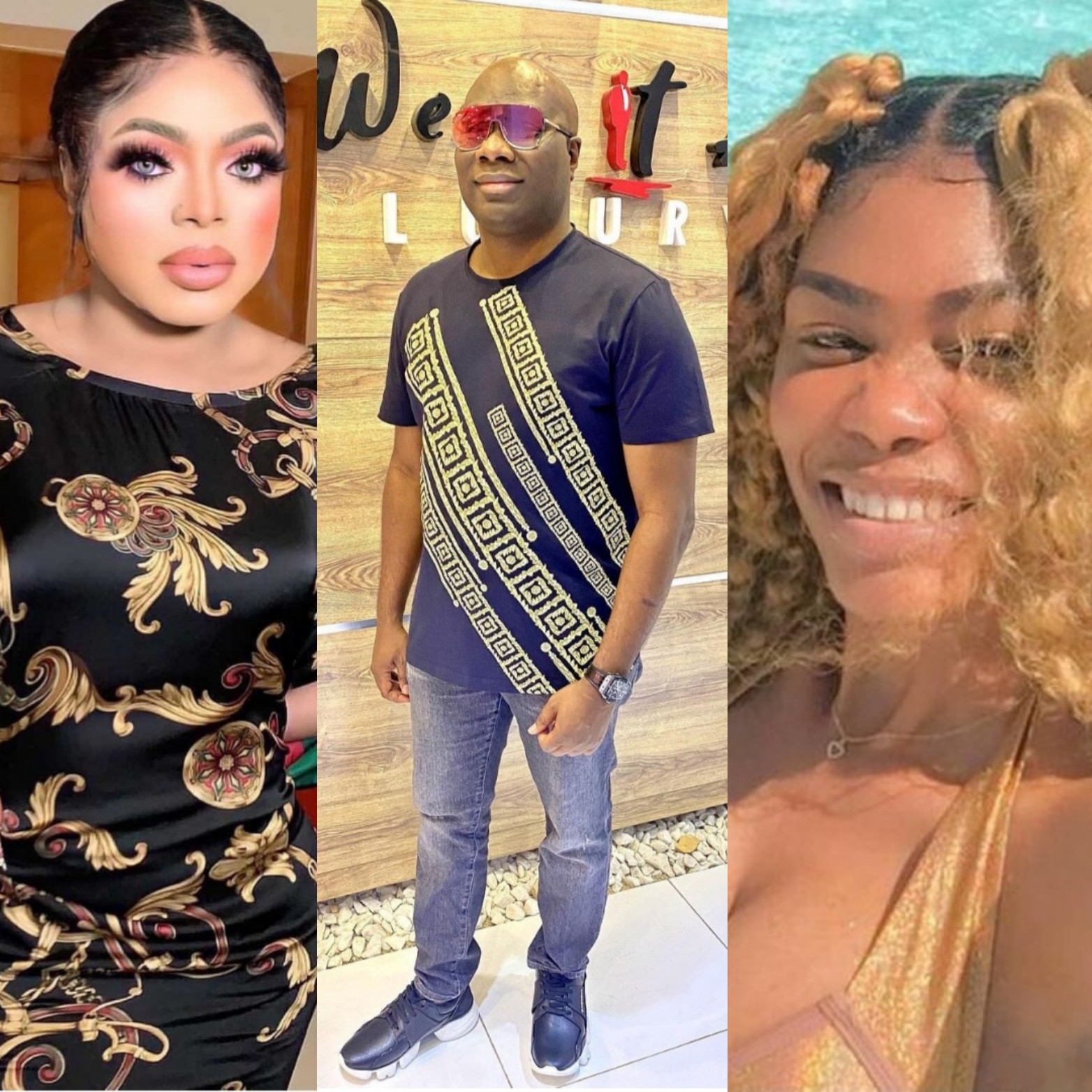 """""""Bobrisky and Mompha were dating"""" Bobrisky's former PA, Oye, alleges as she spills secrets from her time working with the crossdresser"""