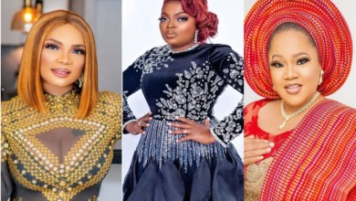 It's on social media you pretend to be a good person - Iyabo Ojo slams Funke and accuses her of paying a blog to trash Toyin Abraham's latest movie