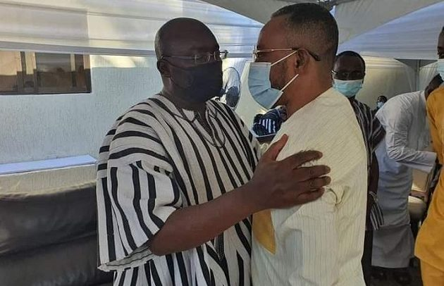 Owusu Bempah Rubbishes NDC Propagand Over His Arrest, Visits Bawumia