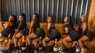 This is why your husbands and boyfriends are flocking to this popular club along Mombasa Road – Lawd have mercy! EISH!! (See PHOTOs)