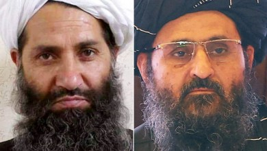Two Taliban leaders missing 'due to major row at Kabul palace'