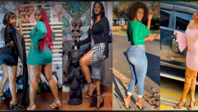 Updated List Of Kampala's Top 5 Bootylicious Chics