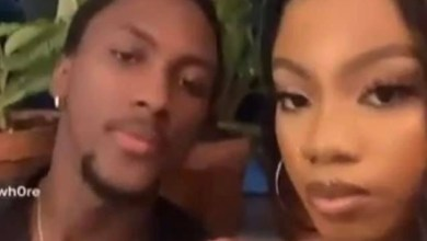 Video of Angel on date night with her alleged boyfriend, Foresythe uncovered