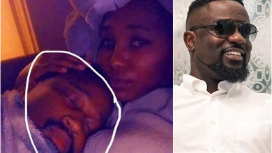 Alleged Bedroom Photo Of Sarkodie's Lookalike And Side Chic Leaks Online