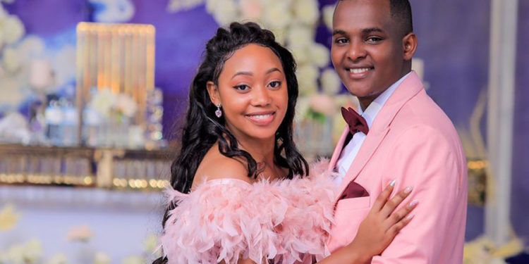 I couldn't believe that I would one day host such a group of people in their capacities- Canary Mugume on why he cried on his wedding day