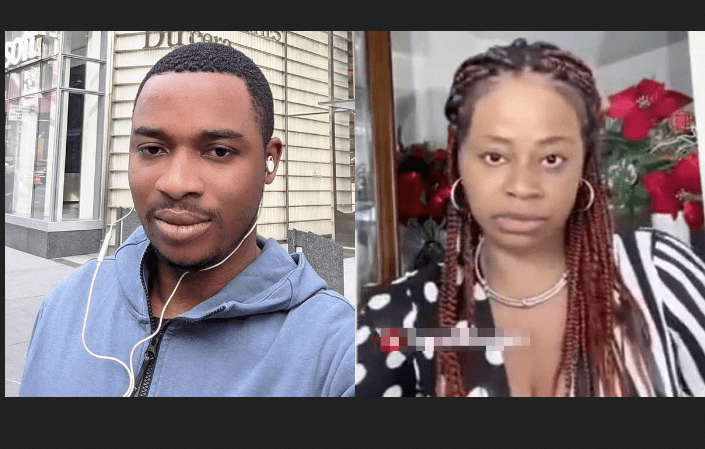 Social Media User Exposes How Twene Jonas And His Sister Stole Their Father's Money To Travel Abroad – Video
