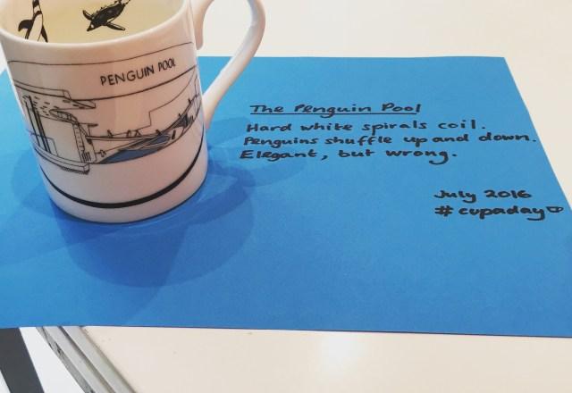 Penguin Haiku