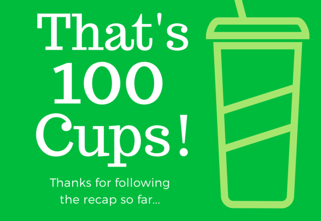 100 Cups Montage