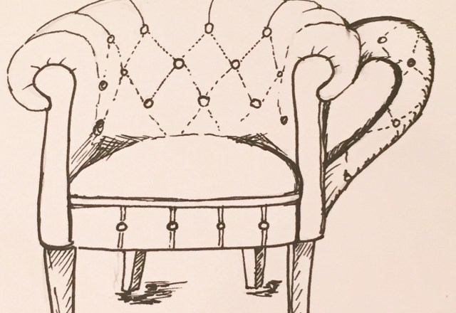 Chaise Cup