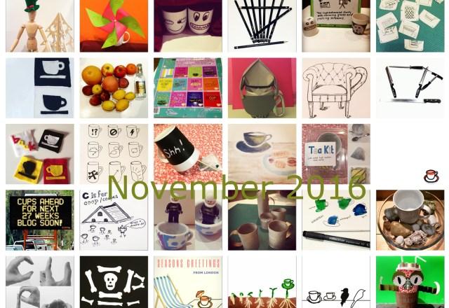 November 2016 montage