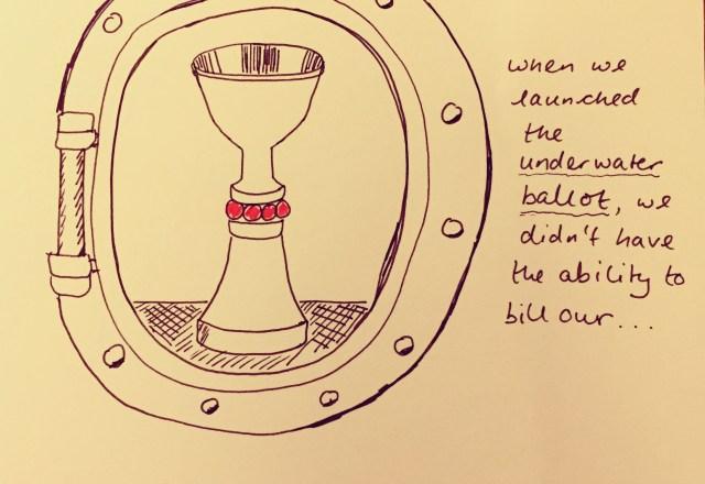 Mad Lib Cup