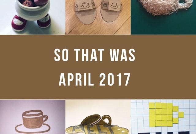 April Montage