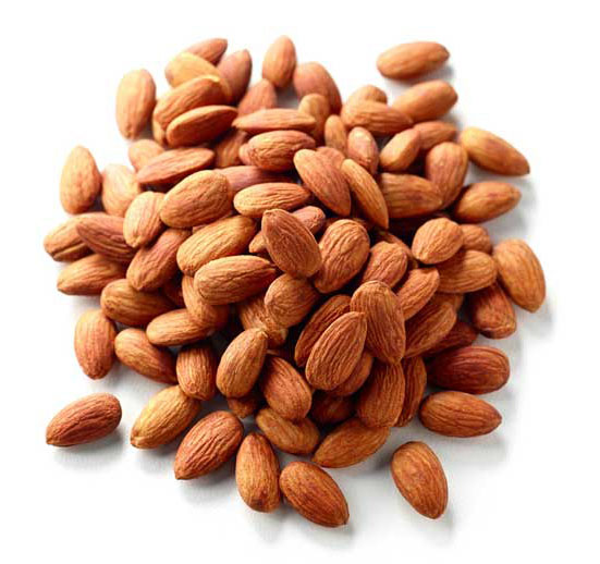 Roasted Salted Almonds 9 Ounce Bag Over half a pound