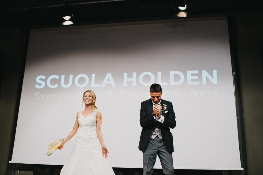 Industrial Wedding in Turin