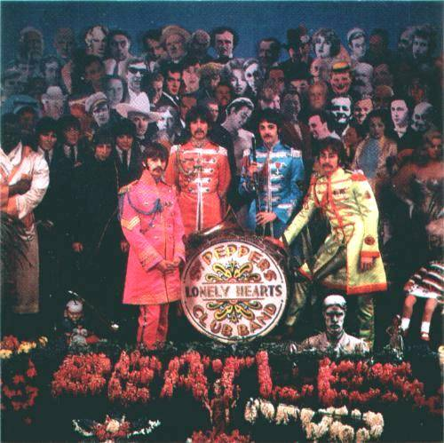 Cover shoot for Sgt Pepper (12)
