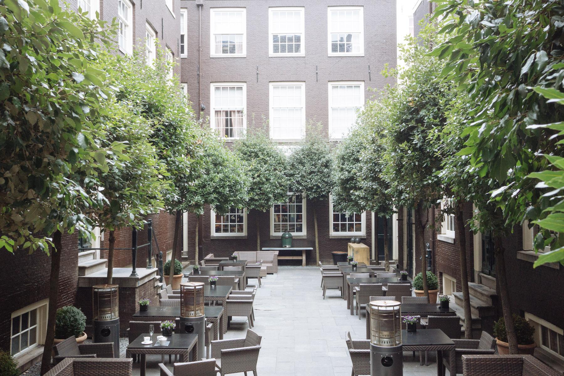 Dylan Hotel Amsterdam Netherlands