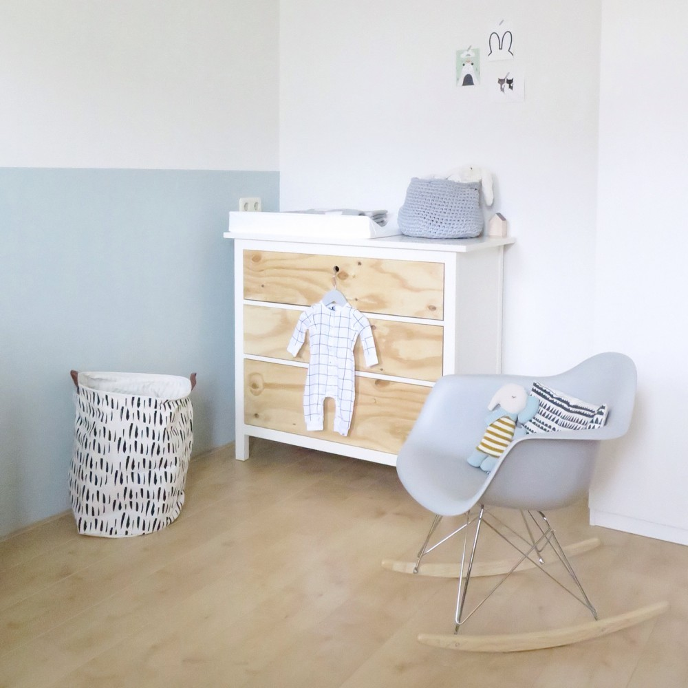 DIY IKEA hack for the nursery  That Friday Feeling