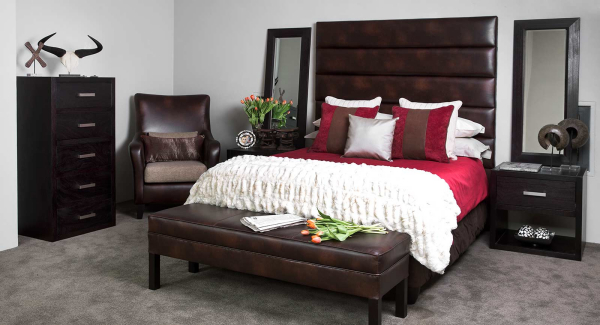Beds South Africa Bedroom Furniture Leather Beds