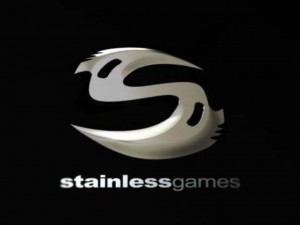 Stainless Games logo