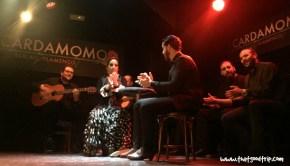 Cardamomo show de Flamenco em Madrid