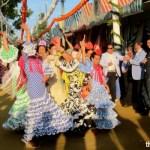 Feria de Abril em Sevilha
