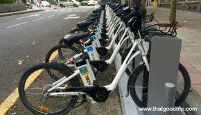 BiciMad bicicletas publicas Madrid
