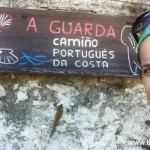 Etapas do Caminho Portugues da Costa