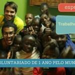 Como fazer voluntariado pelo mundo