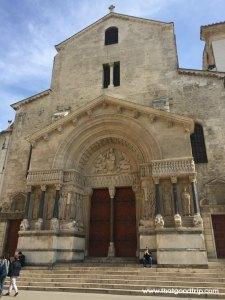Igreja de San Trophimo Arlés