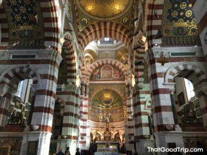 Interior Basilique Notre Dame de la Garde