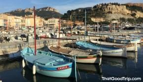 Cassis na Provença