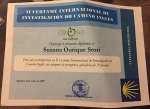 Certamen Internacional de Investigación del Camino Ingles