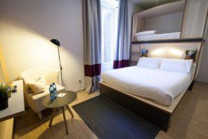 TOC Hostel no centro de Madrid