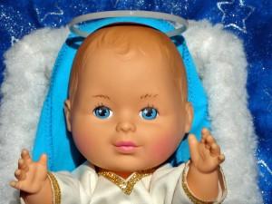 Baby Jesus Is Watching!