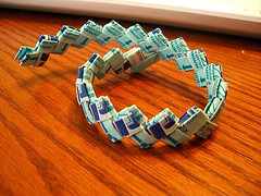 Gum Wrapper Rings