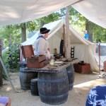 Yorktown Medical Tent