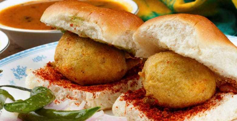 Vada pav - Indian Street food