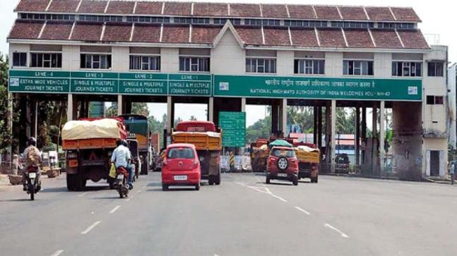 tolls taxes from mumbai to mahableshwar