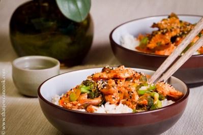 Korean Spicy Chicken (chiken?)