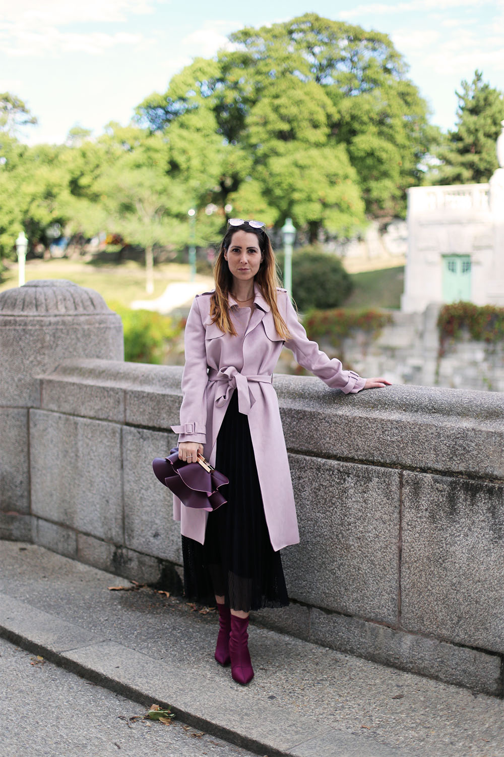 Why I love Fashion Weeks so much | A Fashionista's Diaries | Outfit | that kind of style | Photo by Jubin Hashemi