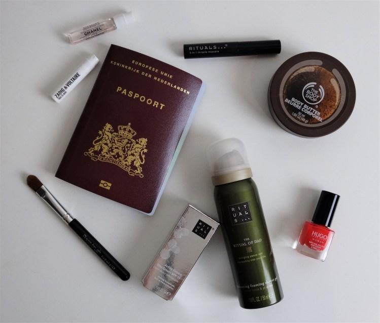 makeup compact meenemen op reis
